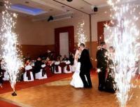 Nicio nunta nu mai poate fi conceputa fara efectul de fum greu