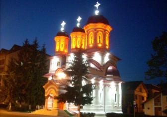 Biserici si monumente puse in valoare de iluminatul arhitectural